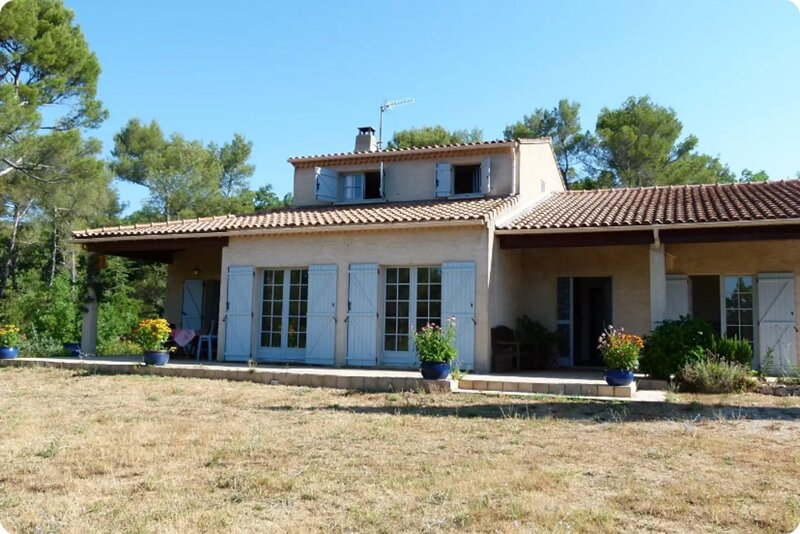 Villa 10 couchages, Piscine, 4500m² terrain, calme, holiday rental in La Celle