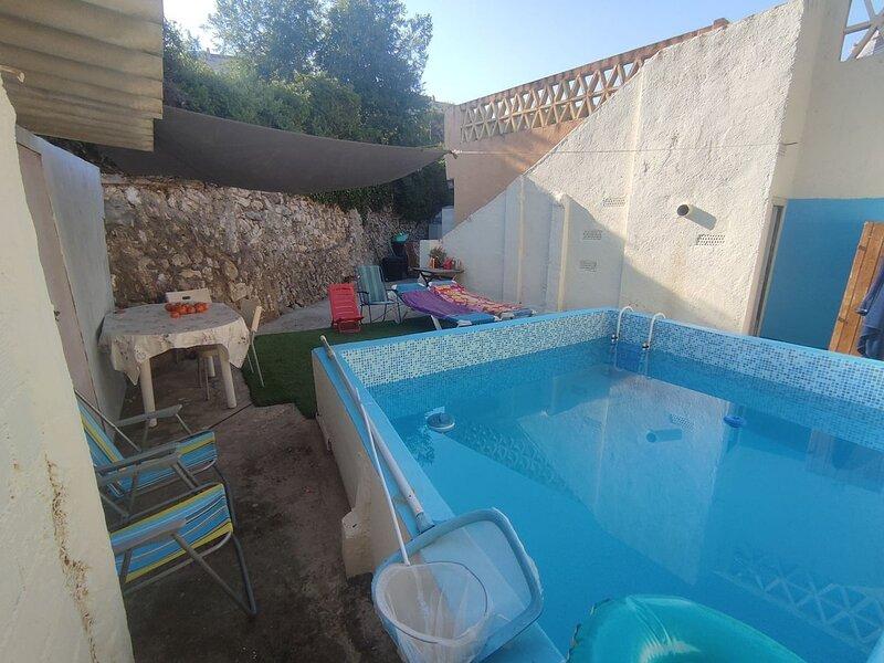 CASA LOW COAST+PISCINA PRIVADA TARRAGONA, 8 pers., holiday rental in Les Masies Catalanes