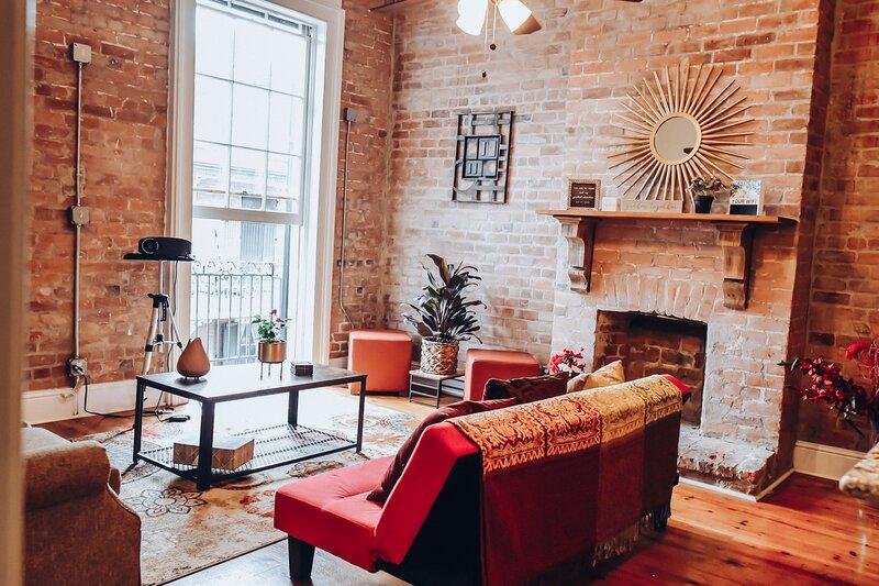 Decatur Villa-French Quarter, alquiler de vacaciones en Nueva Orleans