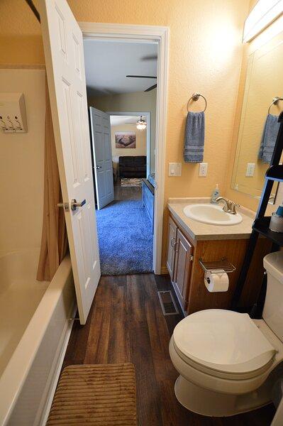 Jack-N-Jill Bathroom #2