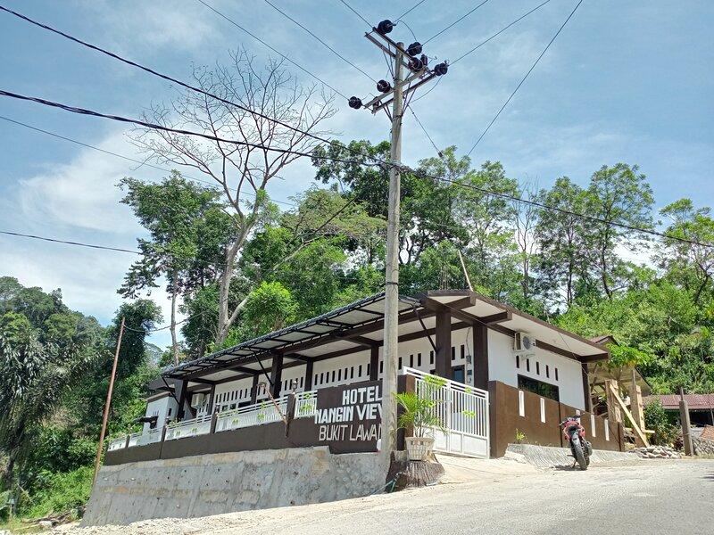 Hotel Nangin View, holiday rental in Sumatra