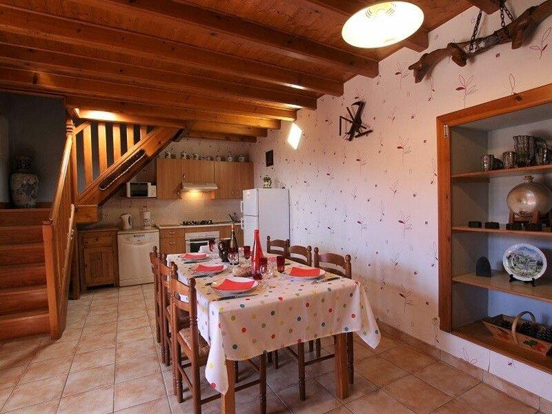 Gîte du Ponteil, holiday rental in Saint-Julien-d'Ance