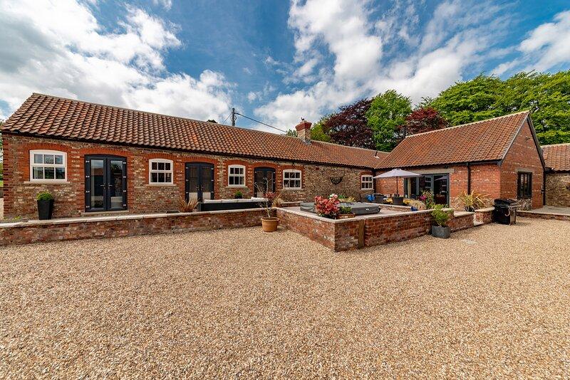 Sykes Lodge, Malton, location de vacances à Fimber
