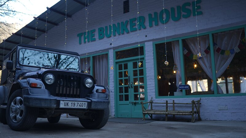 The Bunker House Cafe & Stay, vacation rental in Rudraprayag District