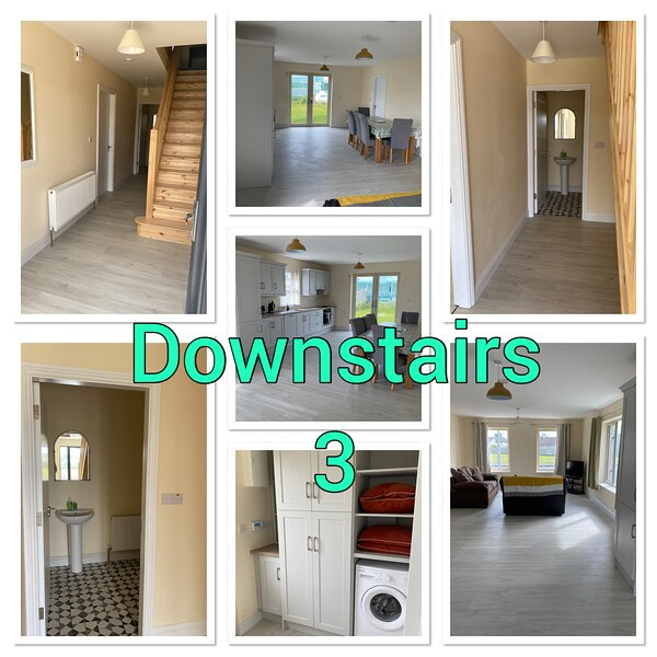 3 Bed Holiday Home Ballybunion Co.Kerry, holiday rental in Kilrush
