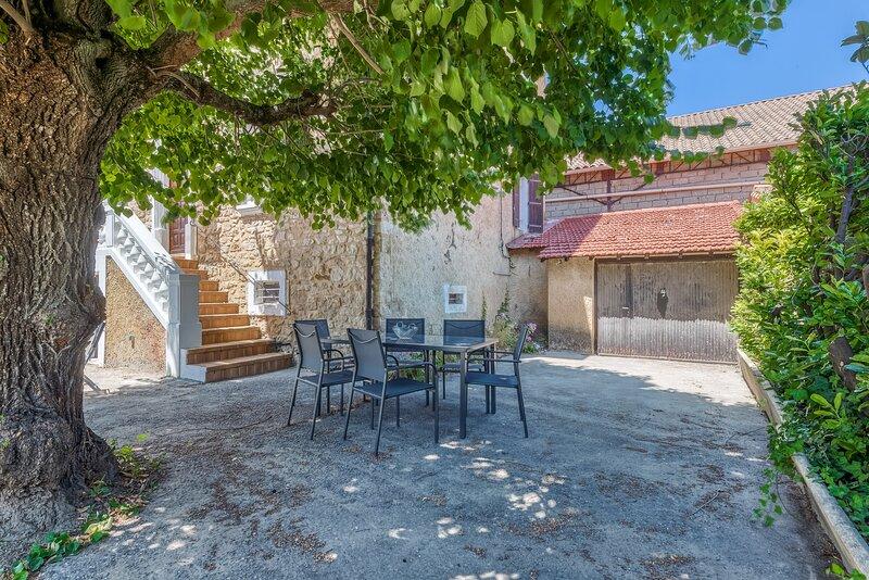 L'Ardèche en Provence - Maison avec parc arboré, alquiler vacacional en St Just d'Ardeche