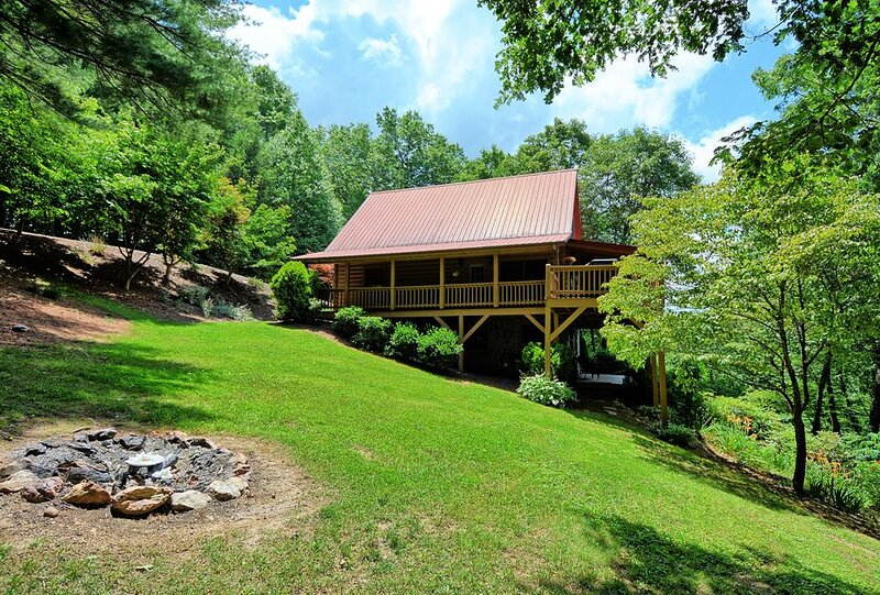 Rustic River Escape, holiday rental in West Jefferson