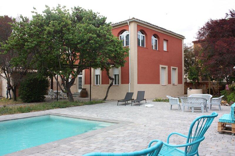 Casa Rural la Rosaleda, vacation rental in Mirabueno