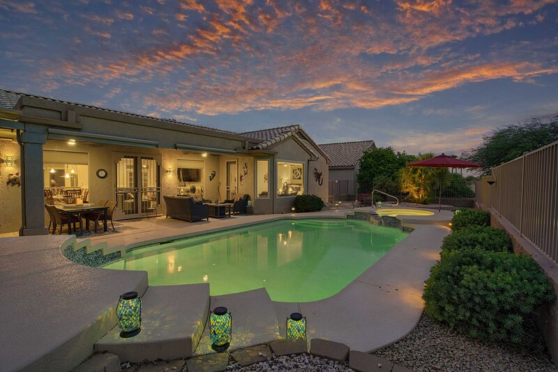 NEW! Phoenix Area Home: Pool & Spa, on Golf Course, vacation rental in Sun City West