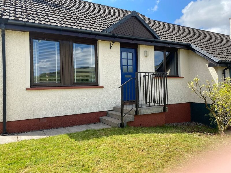 Welcoming House in Portree, Isle of Sky, Scotland, holiday rental in Portree
