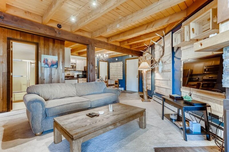 2 Bedroom 2 Bath Condo in the Heart of Ski Country F201, holiday rental in Wildernest