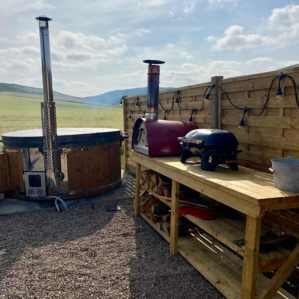 Pathgreen Glamping, holiday rental in Fossoway