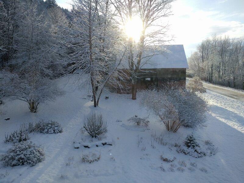 Work, Hike, Ski, Relax - Big Restored 1860s Farmhouse, holiday rental in Rockingham