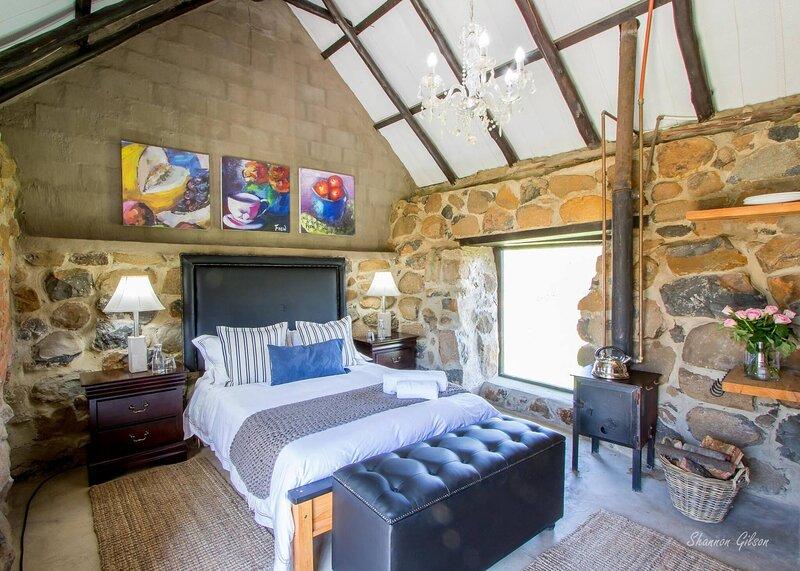Bull Stables Room 10, alquiler de vacaciones en Swartberg