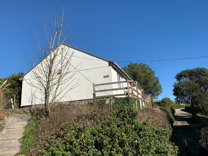 Freathy one bedroom bungalow, casa vacanza a Cawsand