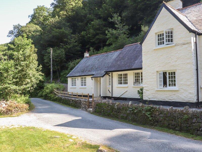 Tucking Cottage, Combe Martin, location de vacances à Challacombe