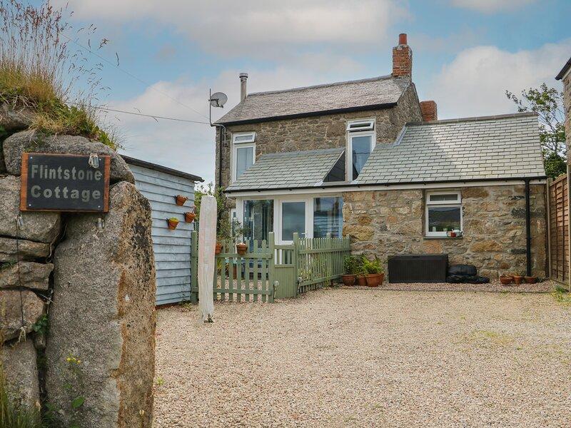 Flintstone Cottage, Pendeen, holiday rental in Botallack