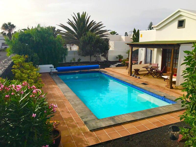 Perla de Mar Faro Park, holiday rental in Playa Blanca