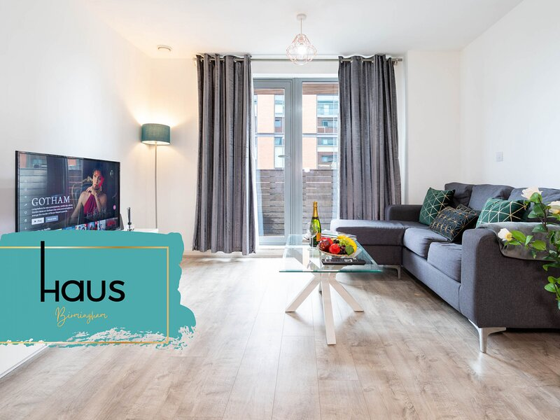 Haus Apartments Skyline City Centre, holiday rental in Digbeth
