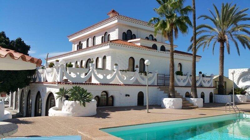 Villa ASEM Salobre, vacation rental in El Salobre