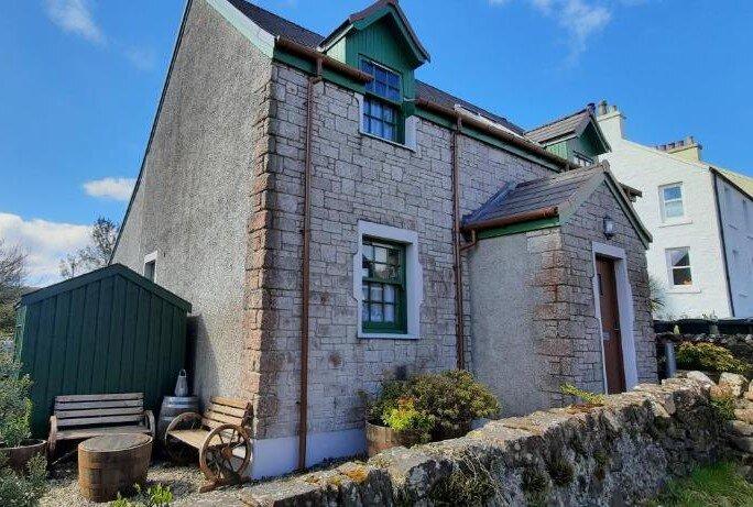 Strome Beag, location de vacances à Glenborrodale