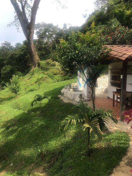 Cabaña Agapantos, alquiler vacacional en Caldas