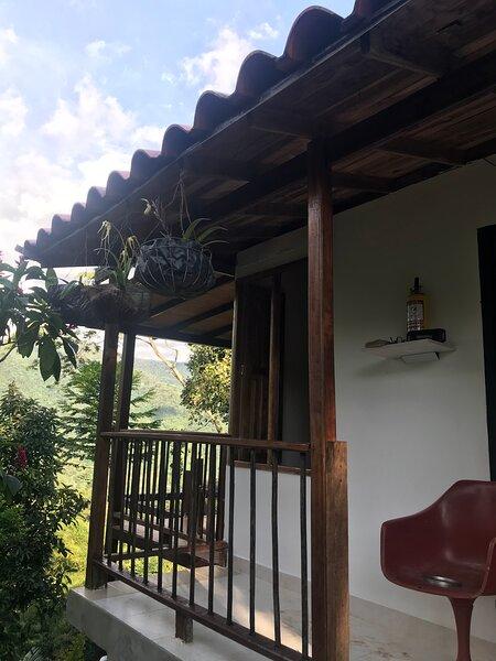 Cabaña Tulipanes, alquiler vacacional en Caldas