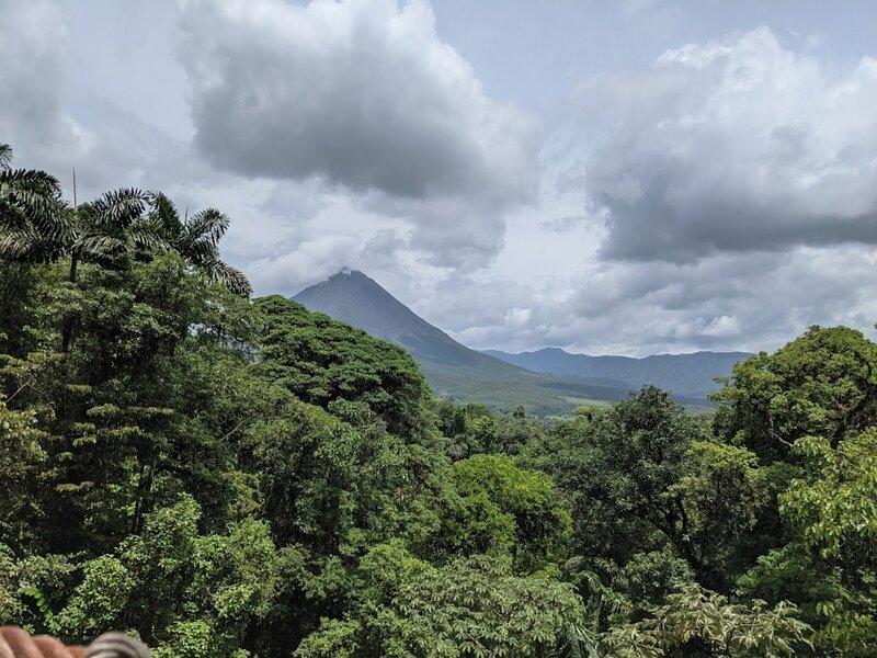 Breathtaking views in Costa Rica
