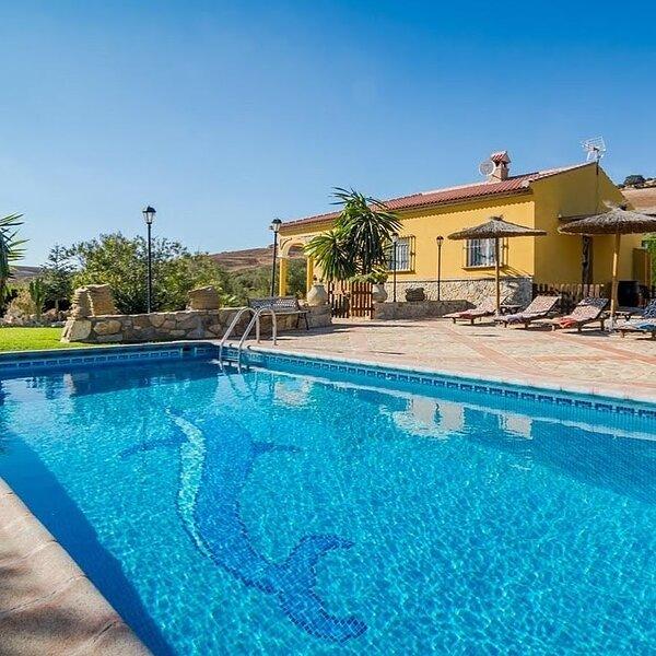 Villa Jose y Ana, alquiler de vacaciones en Antequera
