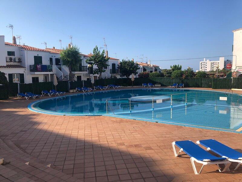 Apartamento Cala'n Blanes Menorca, holiday rental in Cala Morell