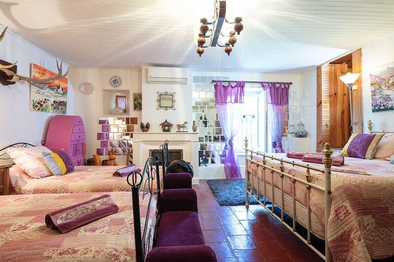 La chambre 1900 - Durfort Saint Martin De Sossenac, location de vacances à Saint-Jean-de-Crieulon