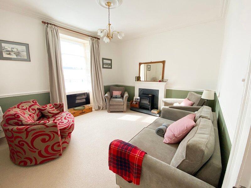 Flat 1, 43 Castle Street, Kirkcudbright, holiday rental in Ringford