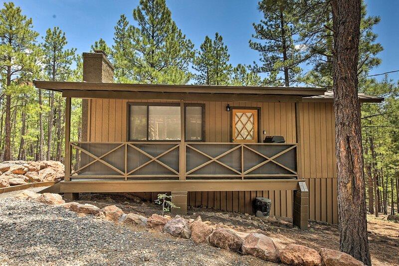 NEW! Cozy Cabin by Colorado River: Hike, Bike, Ski, holiday rental in Greer