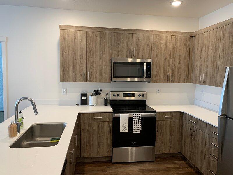 Logan Utah fresh apartment for nightly rentals, casa vacanza a Wellsville