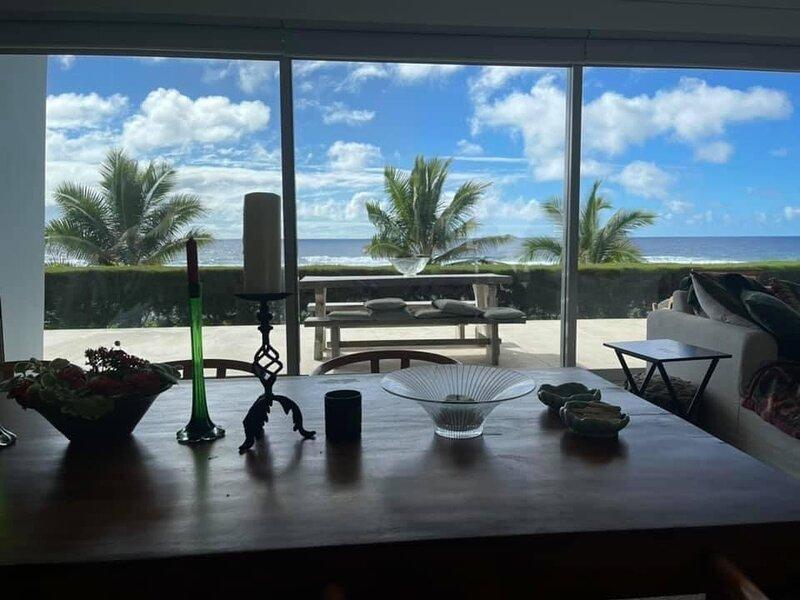 Coast Cook Islands - Rarotonga 3 Bedroom Beachfront Pool Villa, holiday rental in Muri