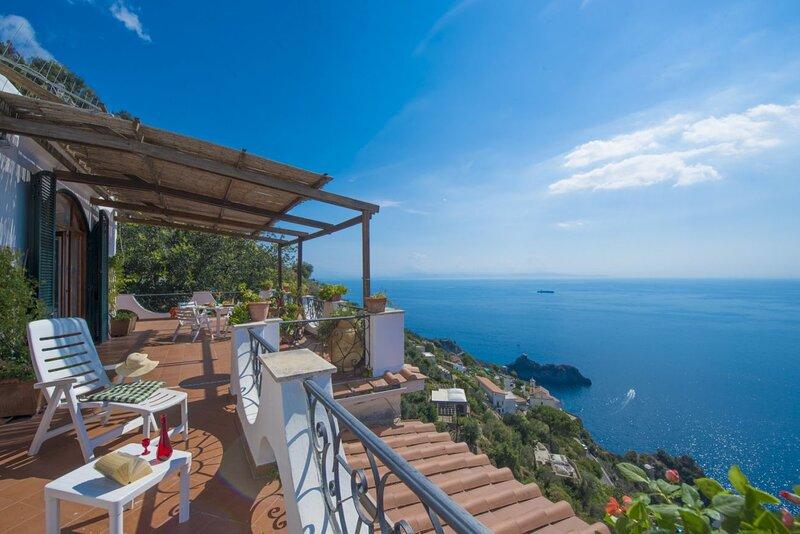 Bellavista di Conca, holiday rental in Conca dei Marini