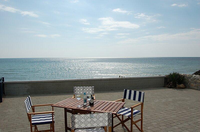 Sea Thrift Beach House, aluguéis de temporada em Tywyn