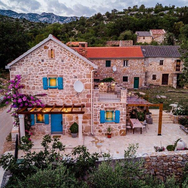 Goranova kuća, casa vacanza a Seline