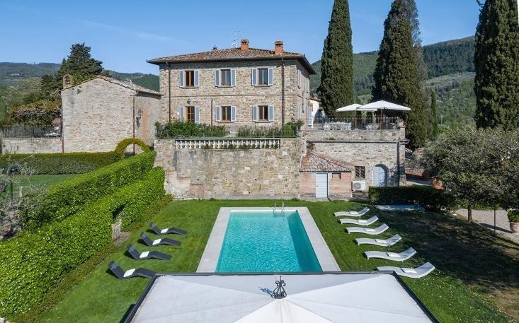 Villa De' Cerchi, casa vacanza a Pontassieve