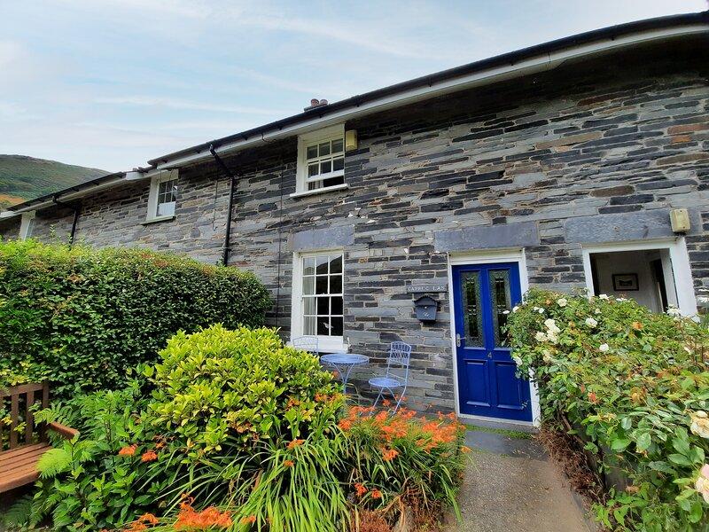 Carreg Las, Tywyn, holiday rental in Corris