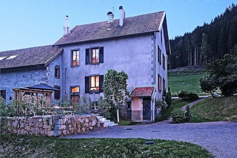 La maison de la Cleurie Gite jusqu'à 14 personnes, holiday rental in Liezey