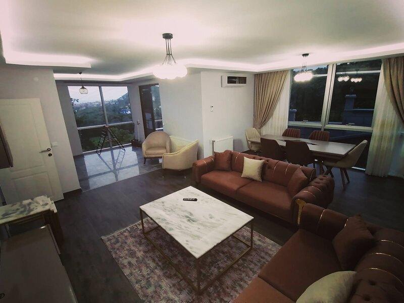 Duplex 5 + 1 Gazi Oglu Suite Hotel - Trabzon, holiday rental in Trabzon Province