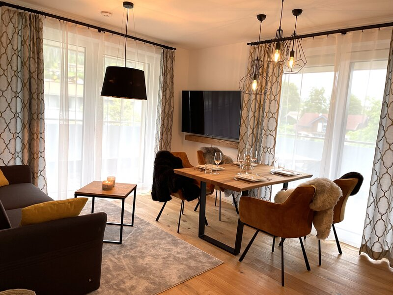 Apartment Ennstalblick Gröbming Top 35, holiday rental in Niederoblarn