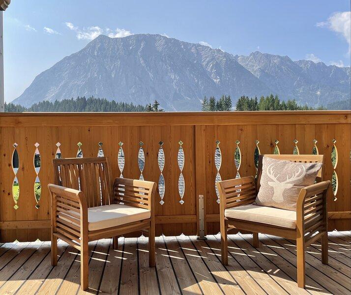Panorama Lodge Mountainview 208, alquiler vacacional en Tauplitz