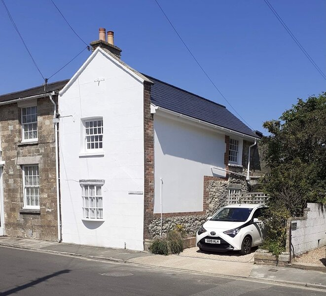 Grove Cottage, casa vacanza a Newbridge