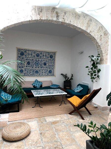 *La Chiostrina* enchanting historic house, holiday rental in Alcamo