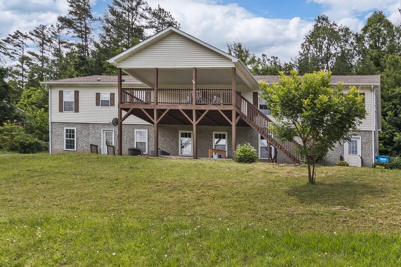 Hilltop Haven, location de vacances à Barnardsville