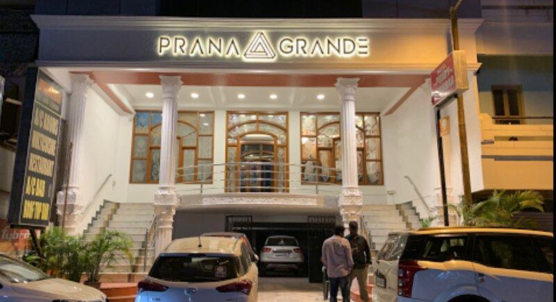 Prana Grande - Ideal for All, holiday rental in Bommayapalayam