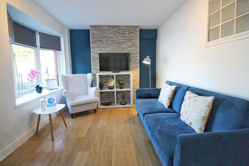 Anjore House - Modern Serviced Apartment, aluguéis de temporada em Belfast