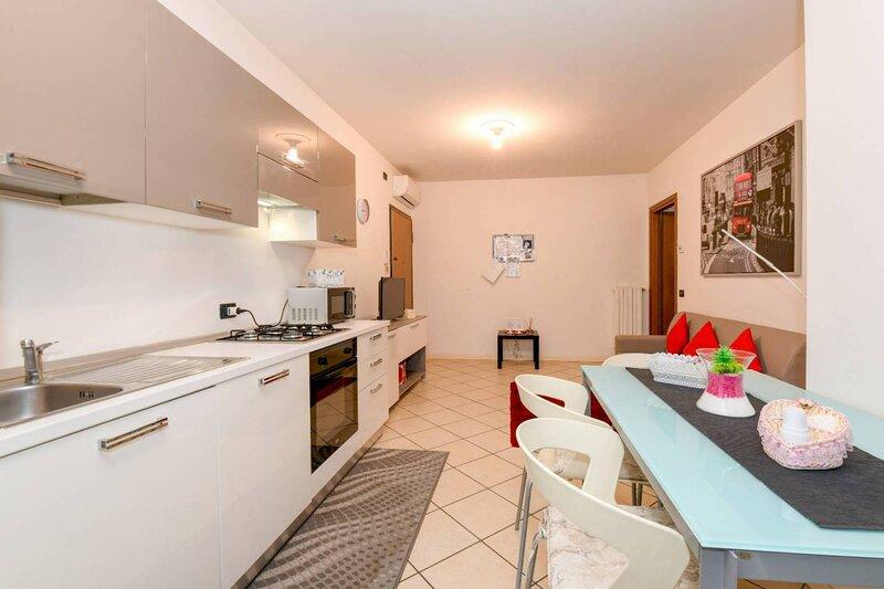 In Love Appartamento, aluguéis de temporada em Asola